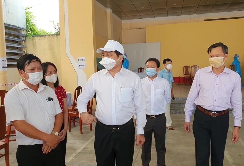 1 hẻm có 3 ca nhiễm, Đà Nẵng yêu cầu quyết liệt dập dịch - ảnh 1