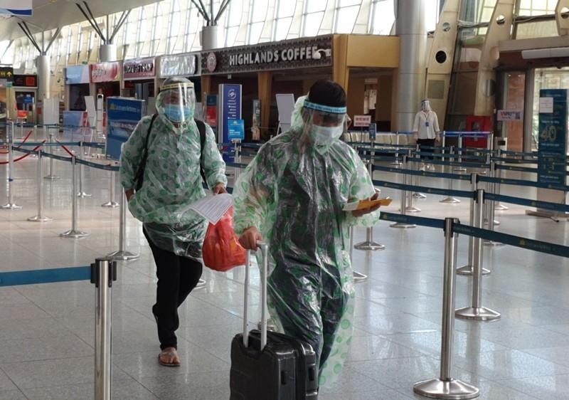Đà Nẵng kiến nghị cấp tàu hỏa đưa 8.500 người về quê - ảnh 1
