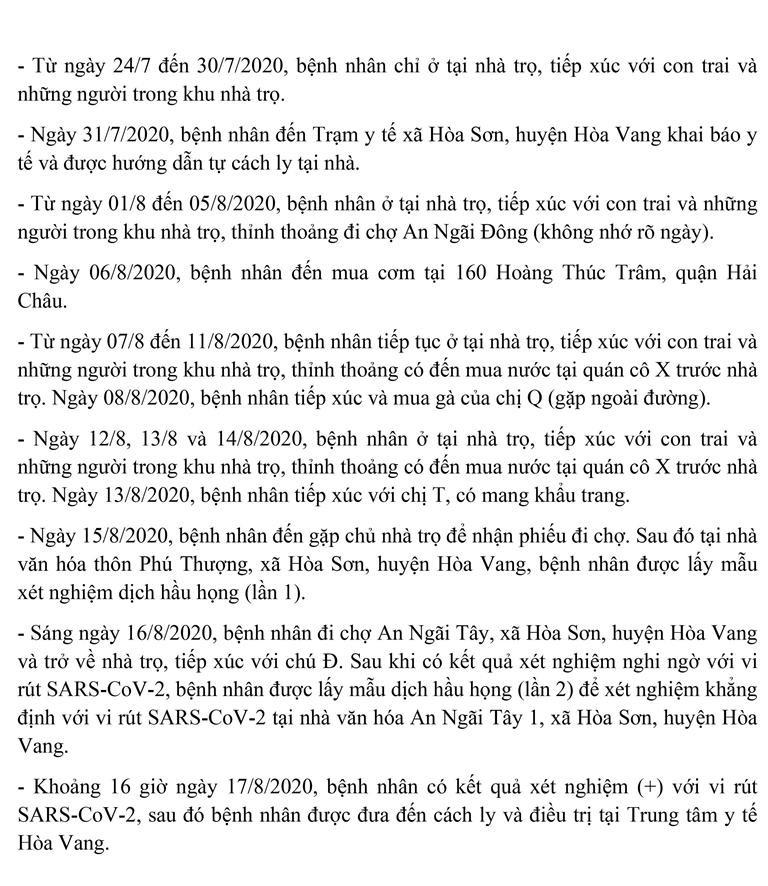 Bảo vệ BV Đà Nẵng mắc COVID-19 từng 3 lần xét nghiệm âm tính - ảnh 7