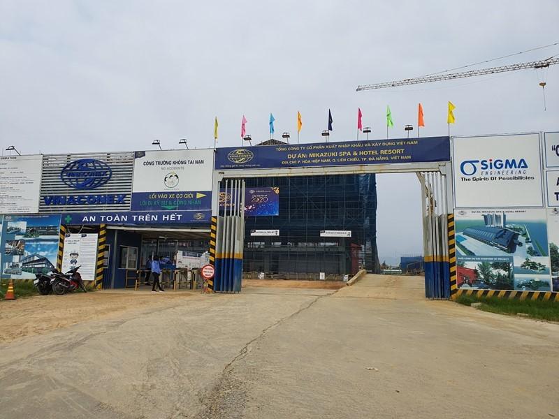 Nhiều công trình trọng điểm tại Đà Nẵng được thi công trở lại - ảnh 1