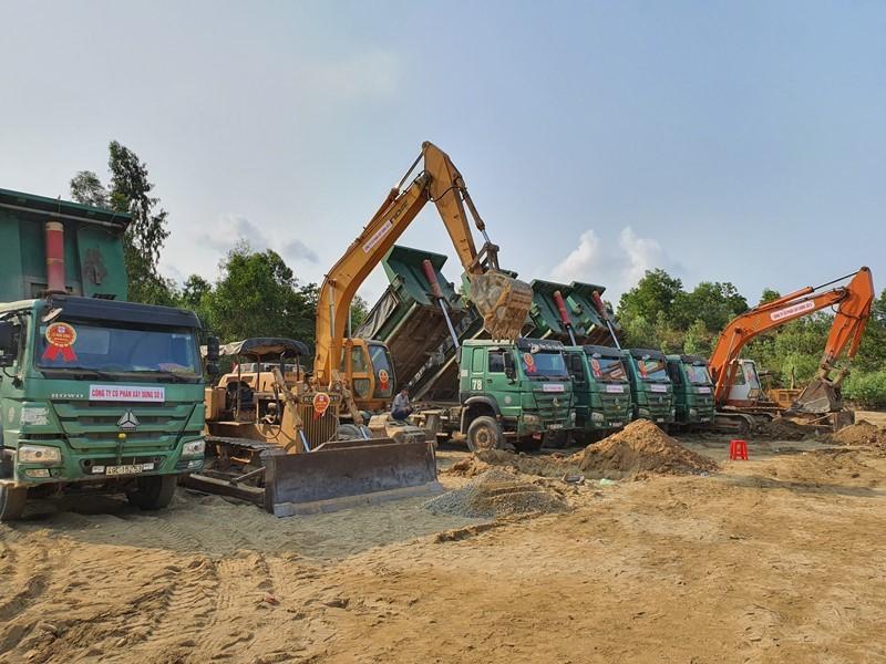 Nhiều công trình trọng điểm tại Đà Nẵng được thi công trở lại - ảnh 2