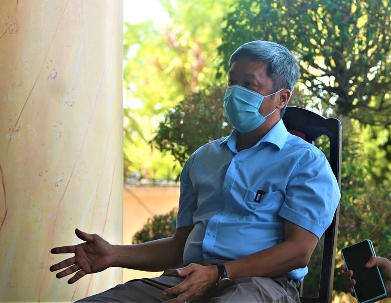 Thứ trưởng Bộ Y tế nói về đám tang có 3 ca COVID-19 ở Đà Nẵng - ảnh 1