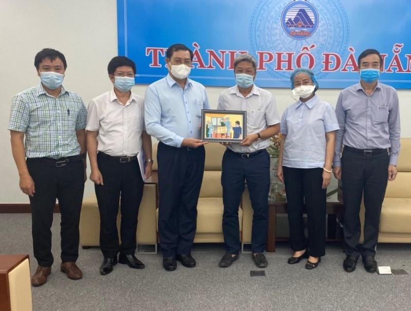 Bộ phận Thường trực đặc biệt Bộ Y tế sẽ rút khỏi Đà Nẵng - ảnh 1