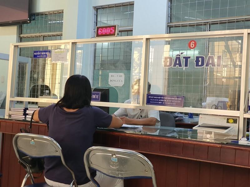 Phòng dịch nghiêm ngặt tại các bộ phận 1 cửa ở TP Đà Nẵng - ảnh 2