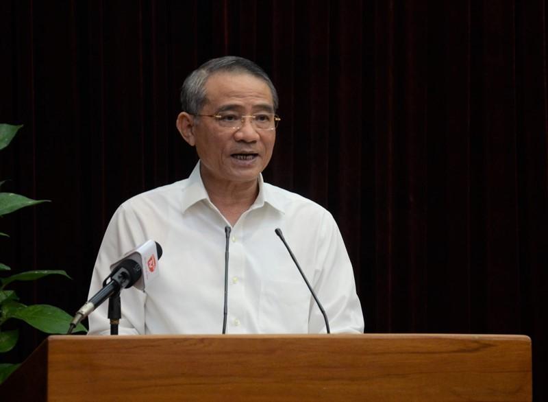 Ban Chấp hành Đảng bộ Đà Nẵng nhiệm kỳ sau có 35 người mới - ảnh 1