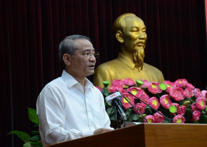 Thành ủy Đà Nẵng: Giảm thiểu mức tăng trưởng âm năm 2020 - ảnh 1