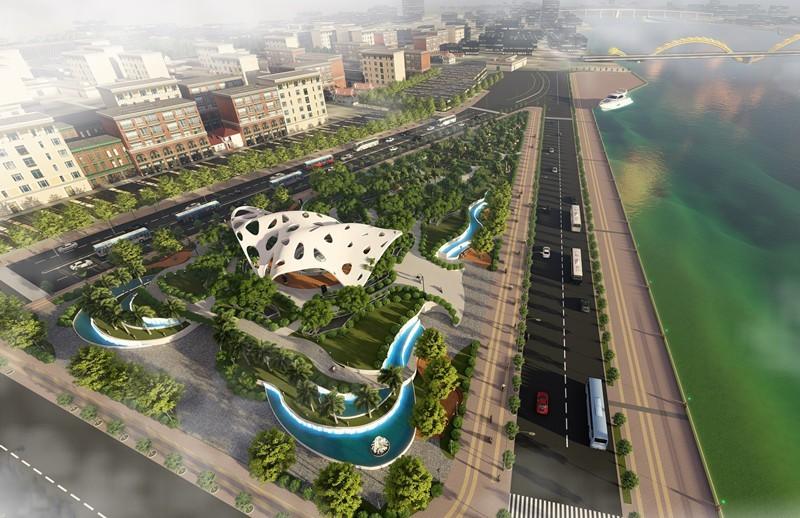Đà Nẵng chi 759 tỉ đồng mở rộng Vườn tượng APEC - ảnh 2