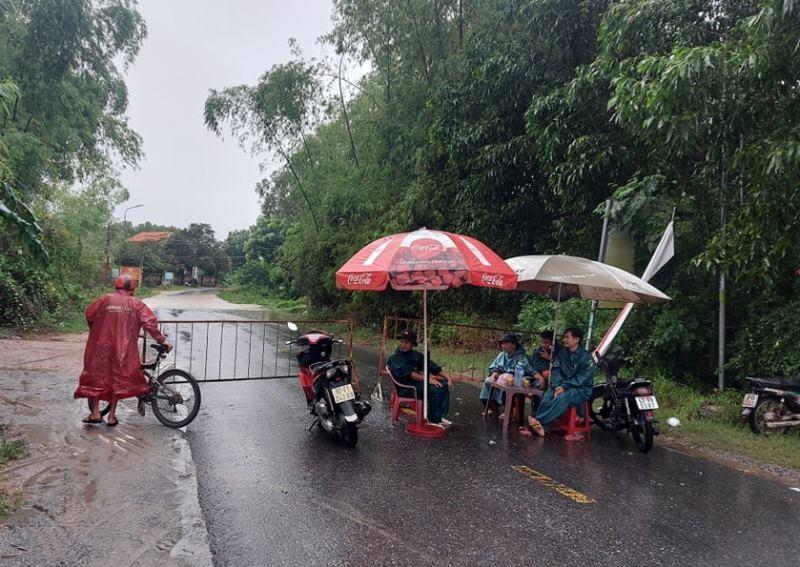 'Rốn lũ' Đại Lộc - Quảng Nam: 1.700 nhà ngập sâu, 1 người chết - ảnh 7