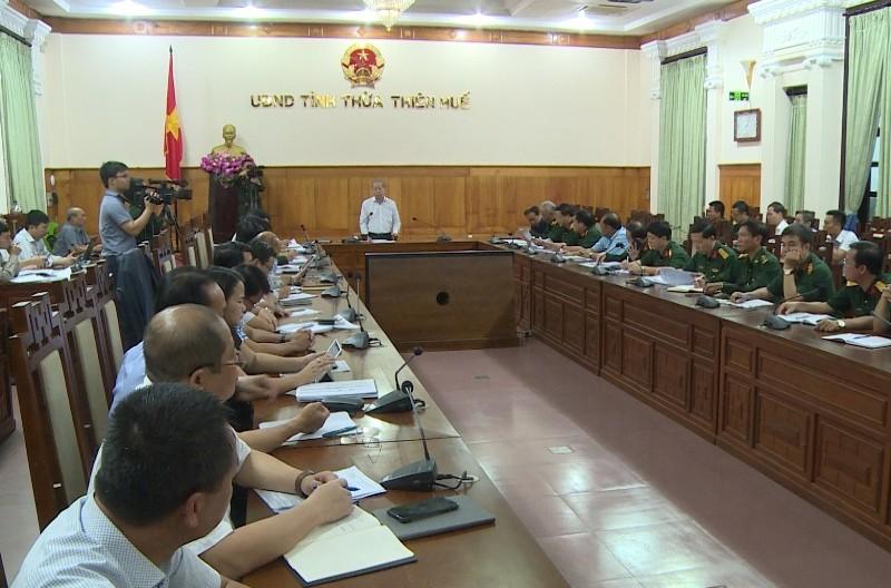 Thừa Thiên-Huế: Tập trung mọi nguồn lực để tiếp cận Rào Trăng  - ảnh 1