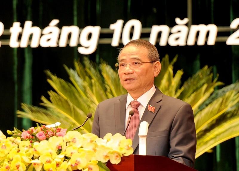 Phân công của Bộ Chính trị đối với ông Trương Quang Nghĩa  - ảnh 1