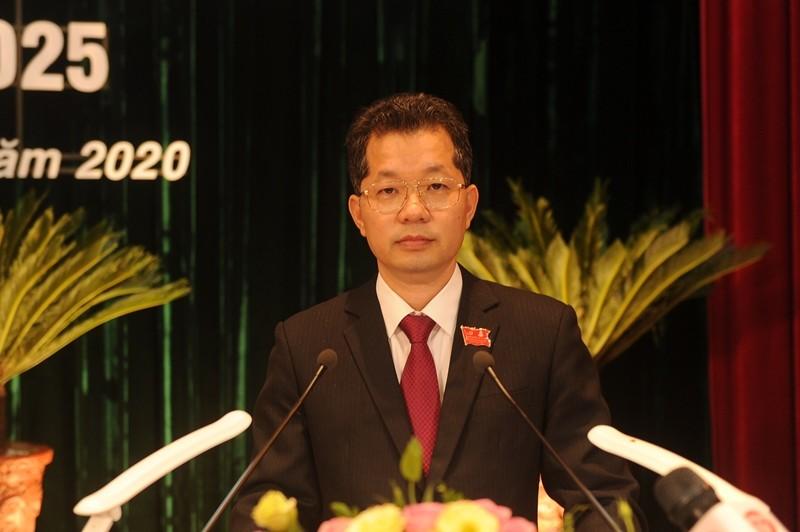 Phân công của Bộ Chính trị đối với ông Trương Quang Nghĩa  - ảnh 2