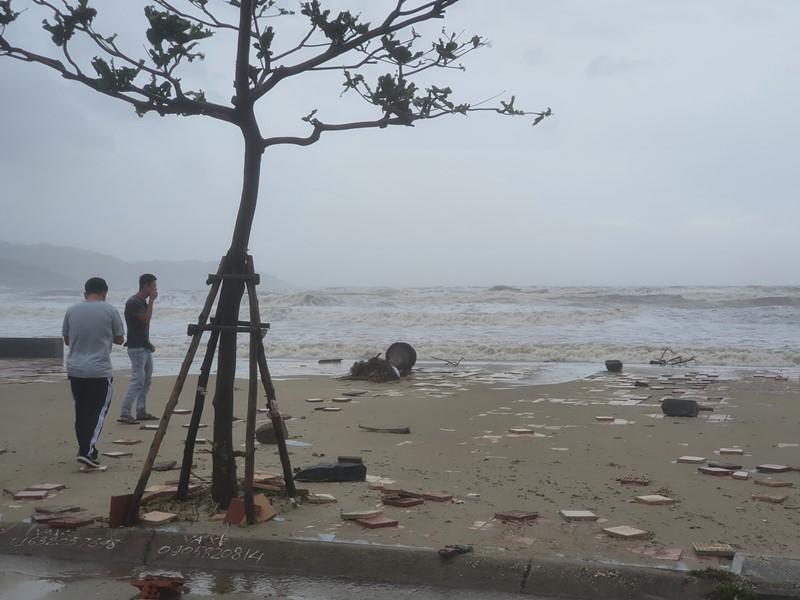 Chủ tịch Đà Nẵng yêu cầu khắc phục việc mất điện, nước - ảnh 1