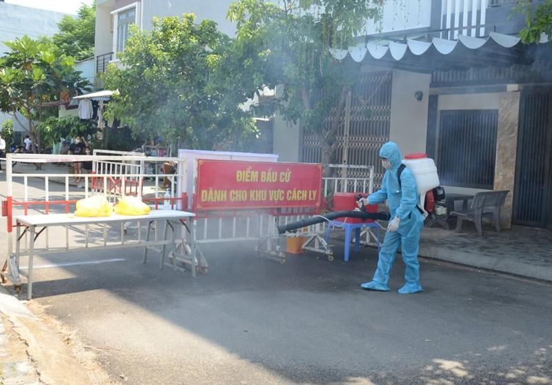 Đà Nẵng: Người cách ly sẽ được bỏ phiếu bầu cử trước cửa nhà - ảnh 3