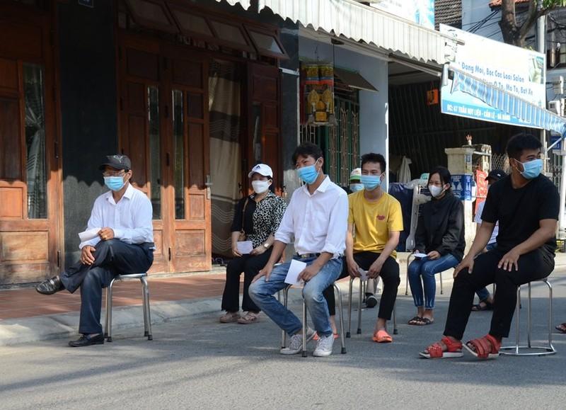 Đà Nẵng: Người cách ly sẽ được bỏ phiếu bầu cử trước cửa nhà - ảnh 1