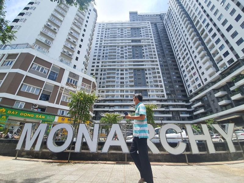 Chung cư Monarchy: Nhiều chủ nhà không hợp tác với công an - ảnh 1