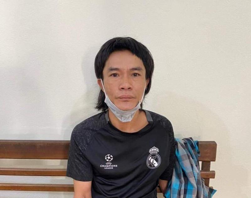 Bị bắt vì trốn truy nã ngay trong khu vực phong tỏa vì dịch COVID - ảnh 1