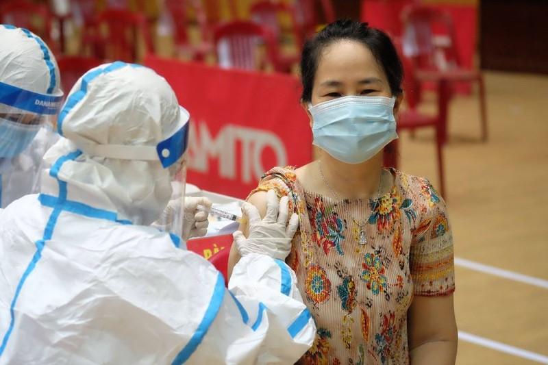 Cử tri kiến nghị Chính phủ tăng lượng vắc xin phòng COVID-19 về cho Đà Nẵng  - ảnh 1