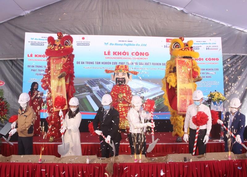 Đà Nẵng khởi công dự án 35 triệu USD chế tạo robot - ảnh 1