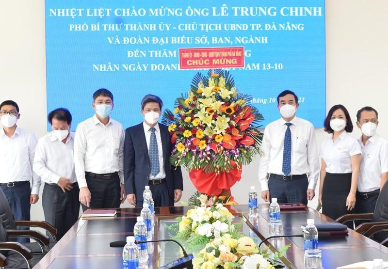 Đà Nẵng hỗ trợ tối đa, bù đắp khó khăn cho doanh nghiệp - ảnh 1