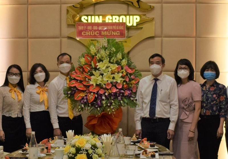 Đà Nẵng hỗ trợ tối đa, bù đắp khó khăn cho doanh nghiệp - ảnh 2