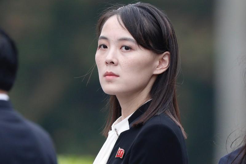 Vừa nối lại đường dây nóng, em gái ông Kim có phát ngôn cứng rắn với Hàn Quốc - ảnh 1