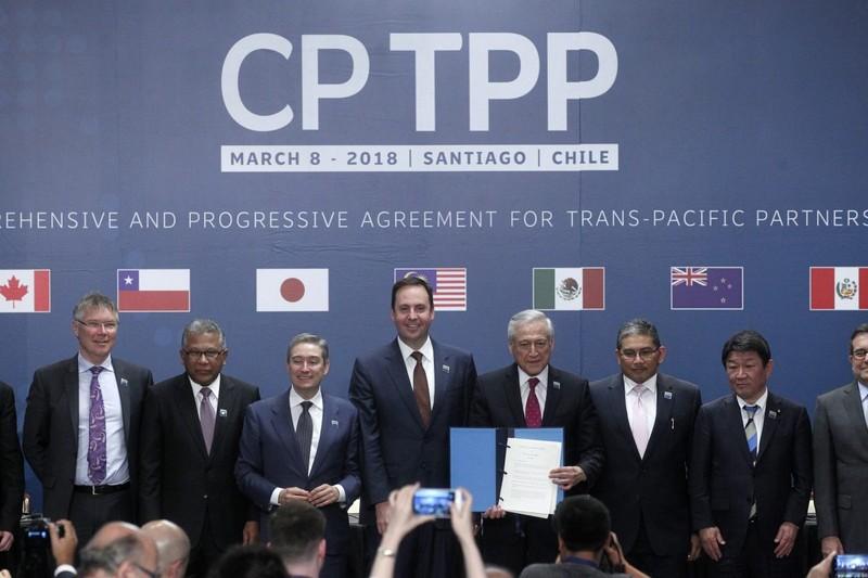 Nước đầu tiên lên tiếng ủng hộ đơn gia nhập CPTPP của Đài Loan - ảnh 1