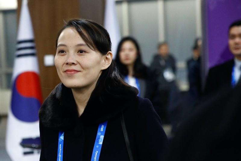 Em gái nhà lãnh đạo Triều Tiên ra điều kiện chấm dứt chiến tranh với Hàn Quốc - ảnh 1