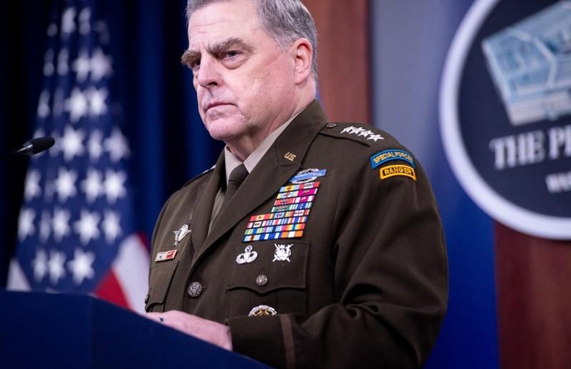 Tướng Mỹ Milley nói chuyện ông gọi điện cho tướng TQ không phải là bí mật - ảnh 1