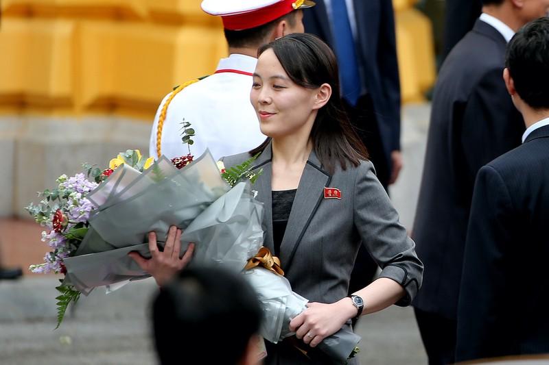 Em gái của ông Kim Jong-un vào cơ quan quyền lực hàng đầu Triều Tiên - ảnh 1