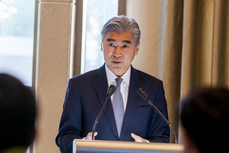 Mỹ khẳng định liên minh AUKUS không đe dọa ổn định khu vực AĐD-TBD - ảnh 1