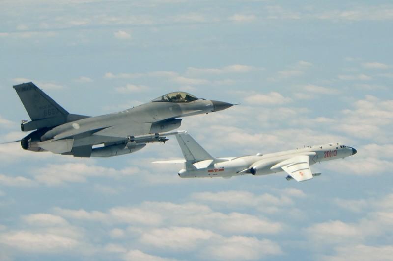 Sau Mỹ đến Úc lên án việc TQ trong 3 ngày đưa gần 100 máy bay áp sát Đài Loan - ảnh 1