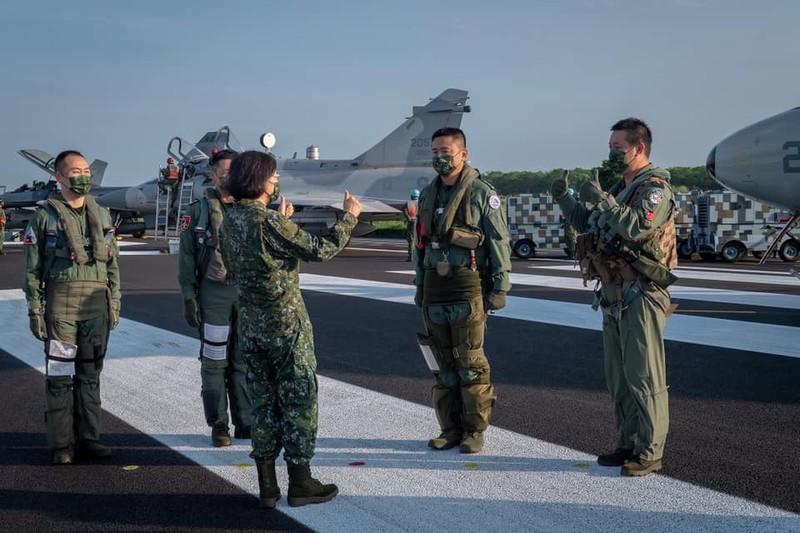 Bà Thái Anh Văn: Trung Quốc đang 'đùa với lửa' - ảnh 1
