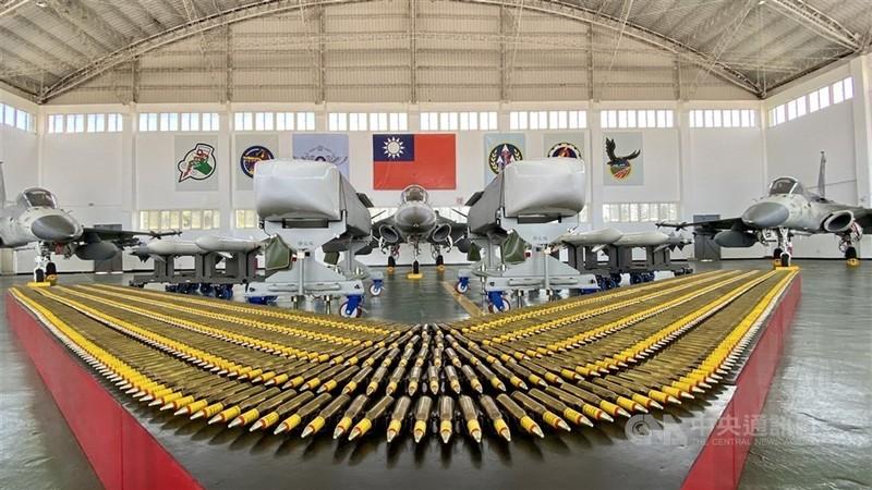 Đài Loan tính đặt tên lửa đối đất không trên đảo 'sát sườn' Trung Quốc - ảnh 1