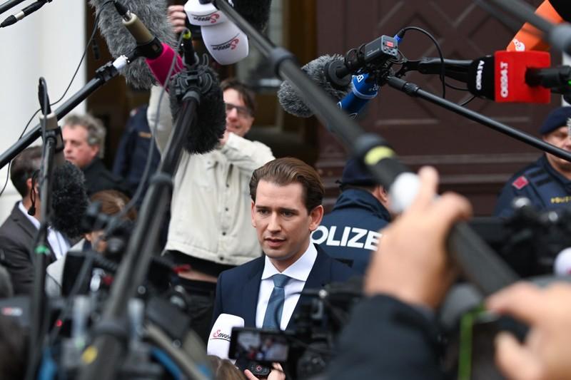 Thủ tướng trẻ nhất nước Áo từ chức liên quan cuộc điều tra tham nhũng - ảnh 1