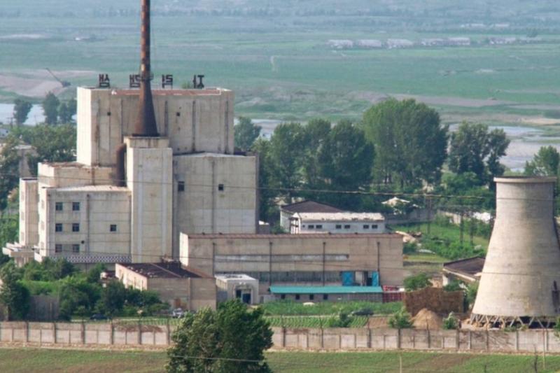 Triều Tiên có dấu hiệu vận hành trở lại lò phản ứng hạt nhân? - ảnh 1