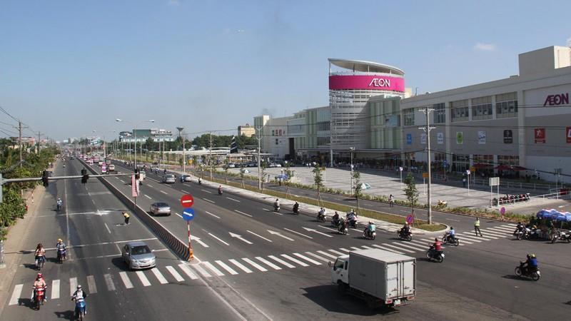 Bình Dương đề nghị 2 thị xã là đô thị loại III - ảnh 1