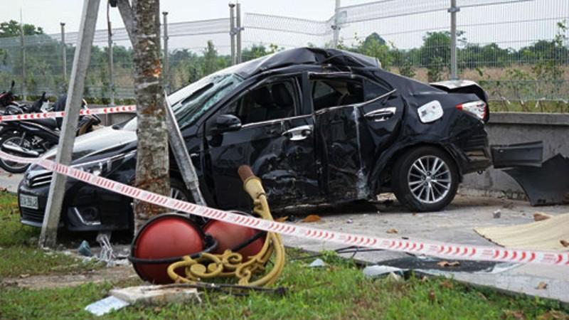 Tai nạn ô tô, chánh thanh tra Sở NN&PTNT tử vong - ảnh 1