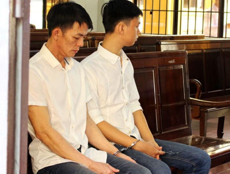 Hai cha con vào tù vì tội giết người - ảnh 1