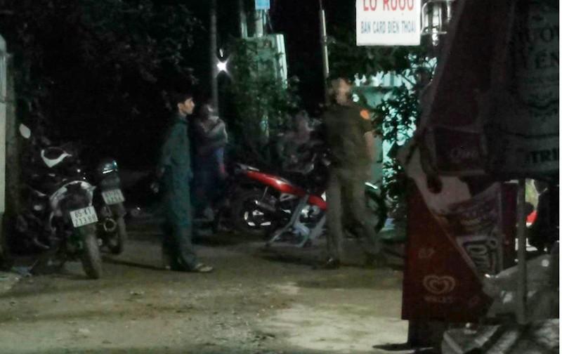 Truy sát trong đêm, 3 người bị chém trọng thương - ảnh 1