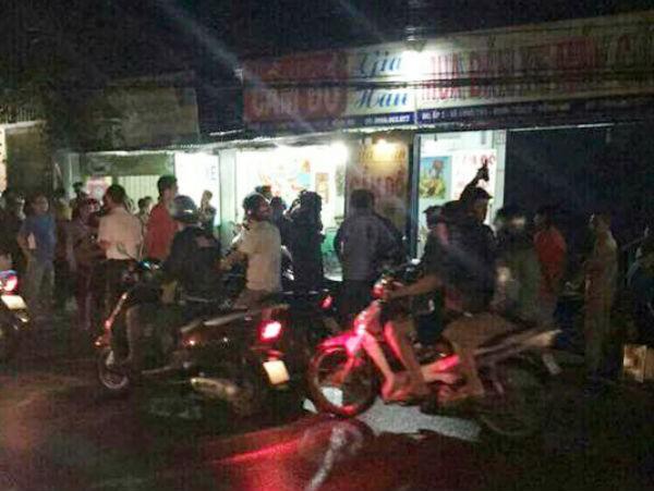 Chủ tiệm cầm đồ ở Đồng Nai chết với nhiều vết đâm - ảnh 1