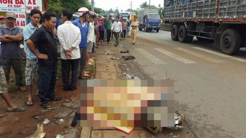 Nam sinh lớp 9 chết thảm trên đường đến trường - ảnh 1