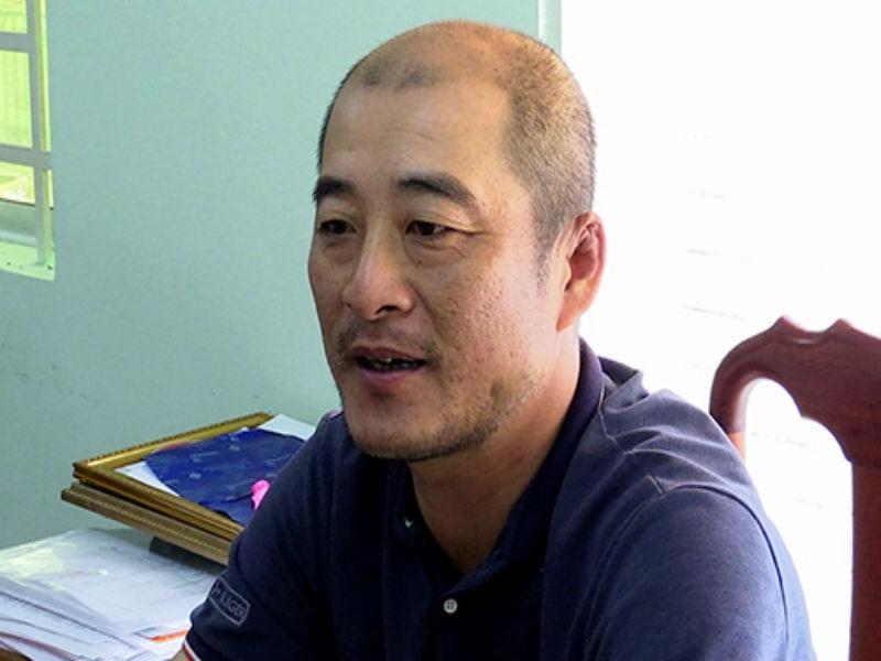 Bắt người Đài Loan trốn truy nã 7 năm ở Việt Nam - ảnh 1