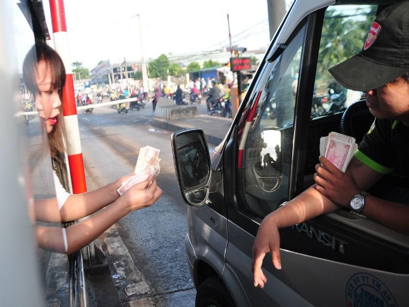 CSGT mời tài xế liên quan BOT Biên Hòa đến làm việc - ảnh 1