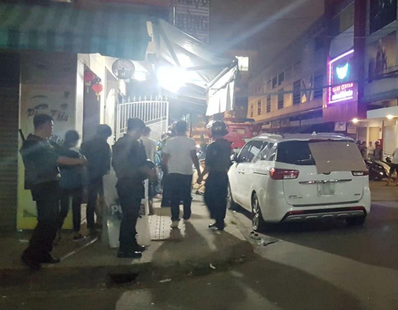 Thông tin mới vụ giang hồ nổ súng tối 30 Tết ở Biên Hòa - ảnh 2