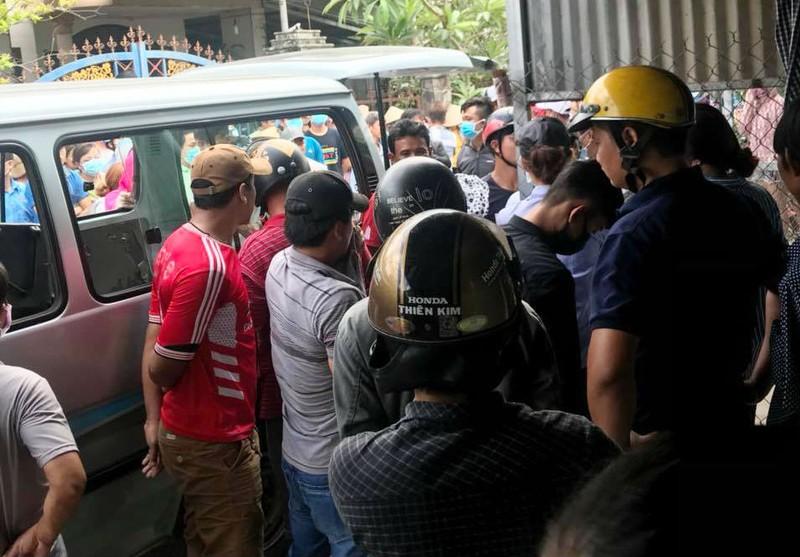 Truy bắt kẻ giết phụ nữ trong nhà vệ sinh ở Đồng Nai - ảnh 1