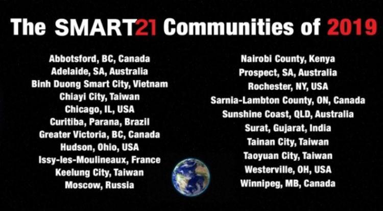 Lọt tốp 21 thành phố thông minh thế giới: Bình Dương có gì?  - ảnh 1