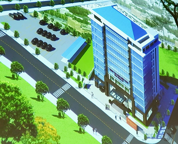 Đồng Nai xây dựng trung tâm hành chính công - ảnh 1