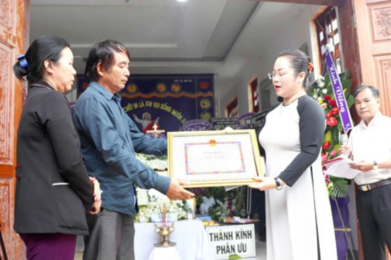 2 nghi can đạp dân quân ở Đồng Nai tử vong bị bắt - ảnh 1