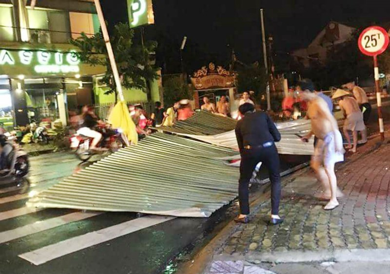 Đồng Nai, Bình Dương ra công điện khẩn ứng phó với bão số 9 - ảnh 2