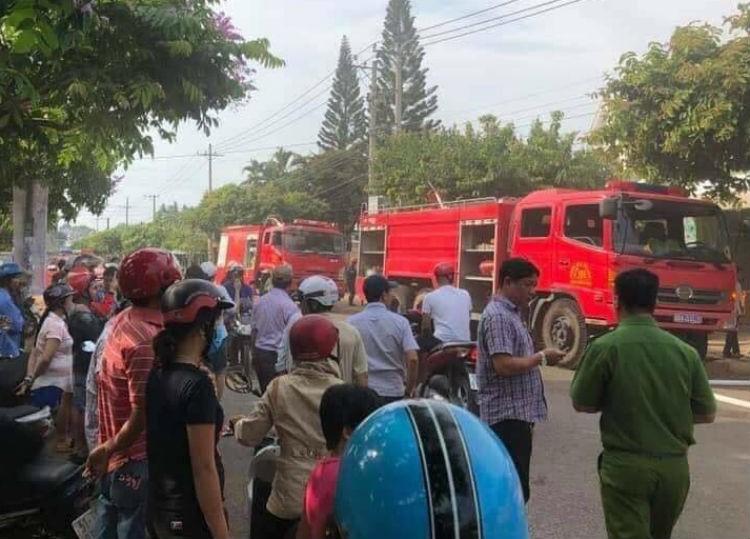 Nhà hàng ở Đồng Nai cháy kinh hoàng, 6 người tử vong - ảnh 2
